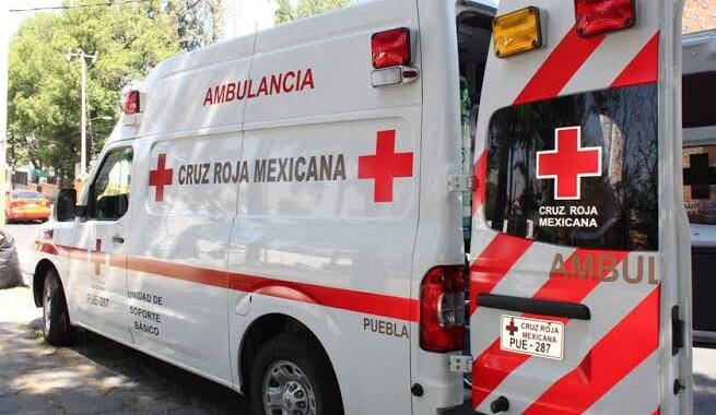 Cruz Roja Mexicana cumple 111 años de servicio