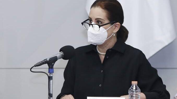 Ana Lucía Hill será la nueva titular de la Segob