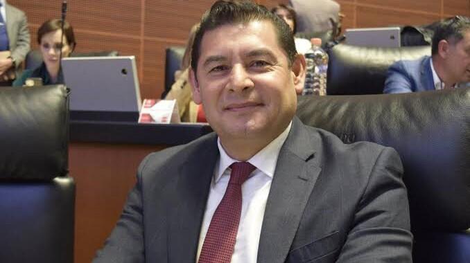 Armenta no va por la candidatura de Morena a la presidencia municipal de Puebla