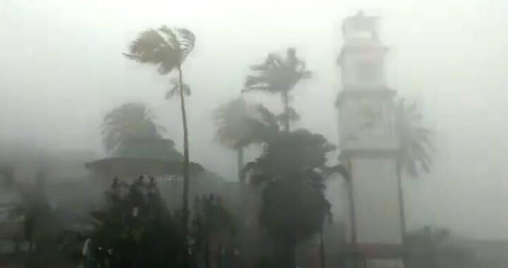 Reportan temperaturas de hasta -1,7 grados en la Sierra Norte de Puebla