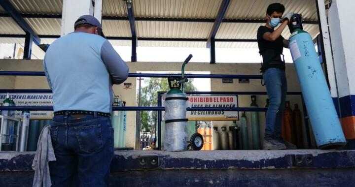 Pide Profeco no comprar tanques de oxígeno en redes sociales