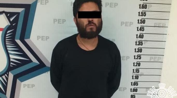 Detienen a presunto narcomenudista en Guadalupe Hidalgo