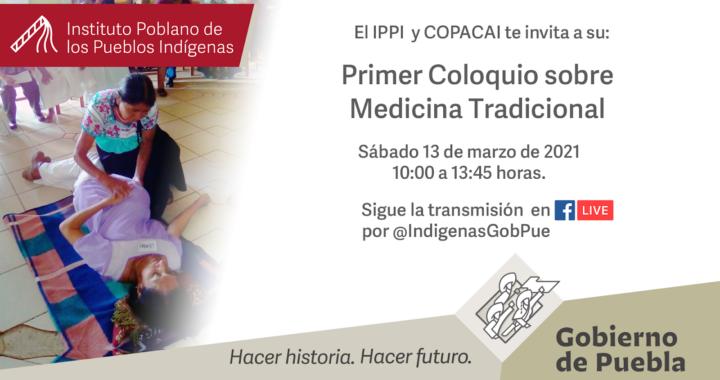 Realizarán Primer Coloquio sobre Medicina Tradicional