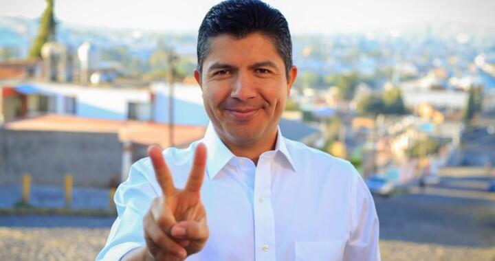Confirma PAN a Eduardo Rivera Pérez como candidato a la alcaldía en Puebla