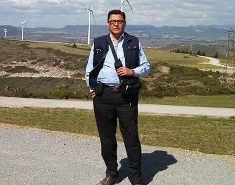 Fallece el reportero Hugo Sánchez Izquierdo