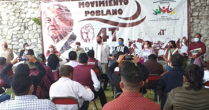 Bloque político de izquierda pide transparencia en selección de candidatos para Morena