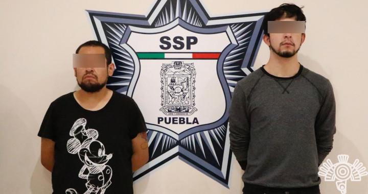 Detienen a célula de presuntos narcomenudistas y vendedores de armas