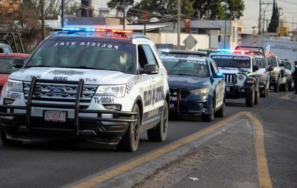 Ayuntamiento de Puebla suma esfuerzos con Guardia Nacional y Tlaxcala en combate a la delincuencia