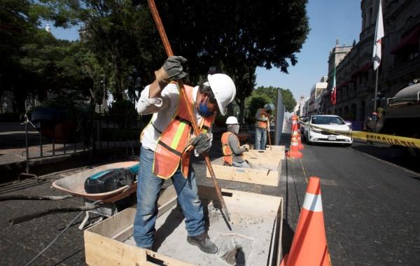 Gerencia del Centro Histórico supervisará remodelación del Zócalo capitalino