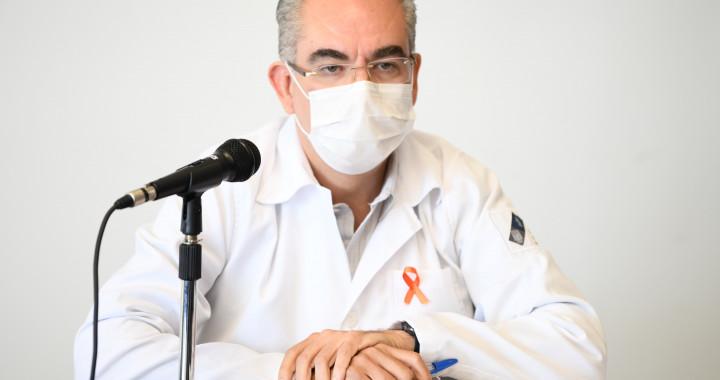 Puebla rebasa los 81 mil casos positivos de Covid-19