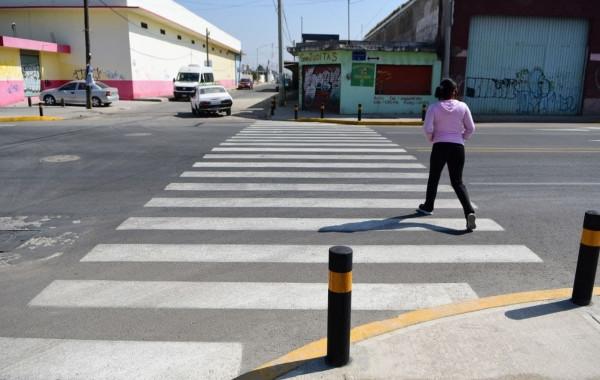 Entregan calles en San Baltazar Campeche