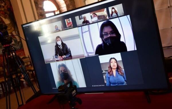Realizan sexta jornada de Atención Ciudadana virtual