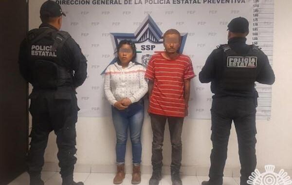 Capturan a dos presuntos narcomenudistas en Guadalupe Hidalgo
