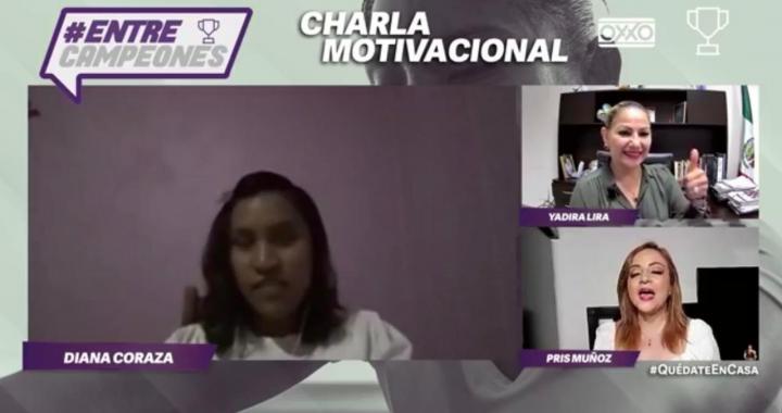 "Finaliza INPODE segunda temporada de ""Entre Campeones"""
