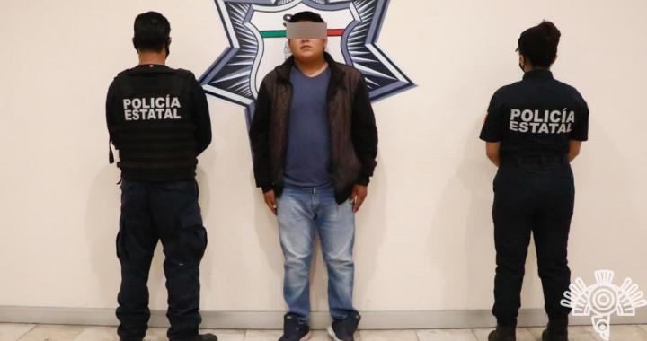 """Capturan a presunto prestamista del sistema """"gota a gota"""" en Bosques de San Sebastián"""