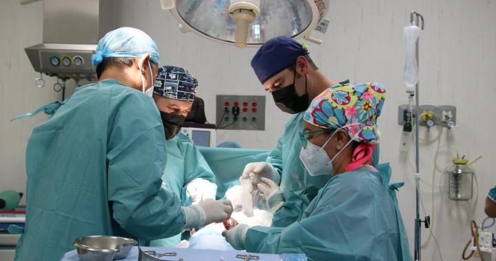 Realiza ISSSTEP Segunda Jornada de Cirugías Extramuros en Zacatlán