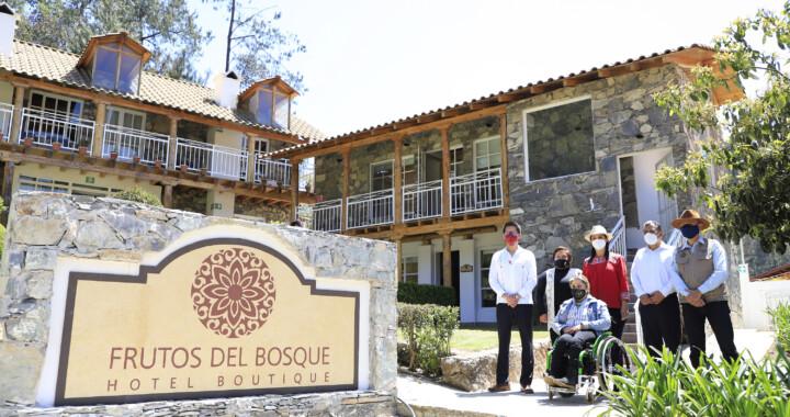 Impulsan nuevos productos turísticos en la zona norte de Puebla