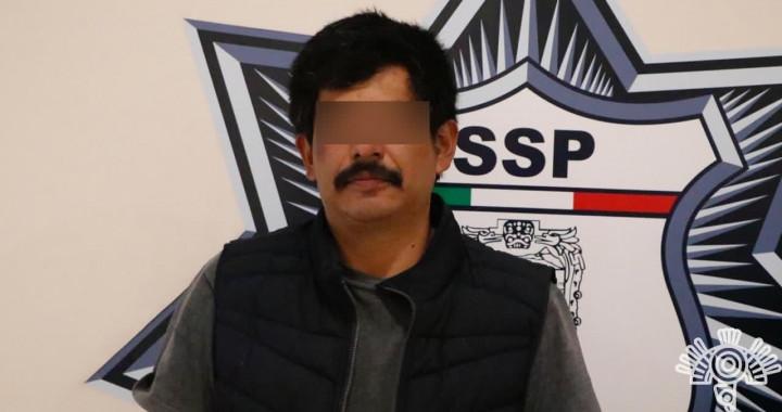 Detienen a presunto narcovendedor en Cruz del Sur