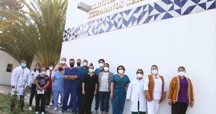 Realiza ISSSTEP Primera Jornada de Cirugía Extramuros en Zacatlán