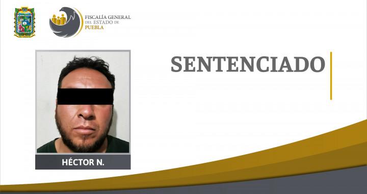 Hombre es condenado a 80 años de prisión por el secuestro agravado de una mujer