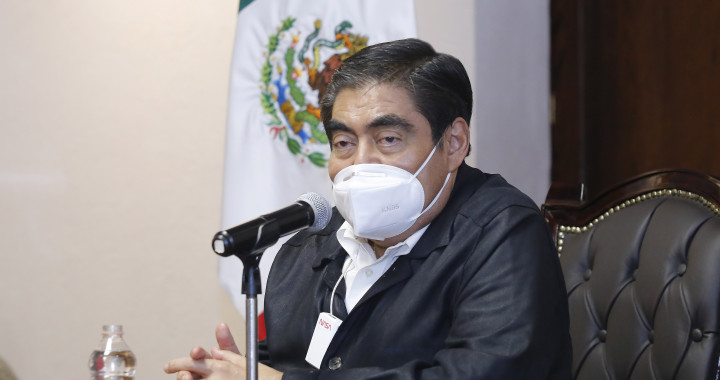 Alistan protocolos sanitarios para campañas electorales en Puebla