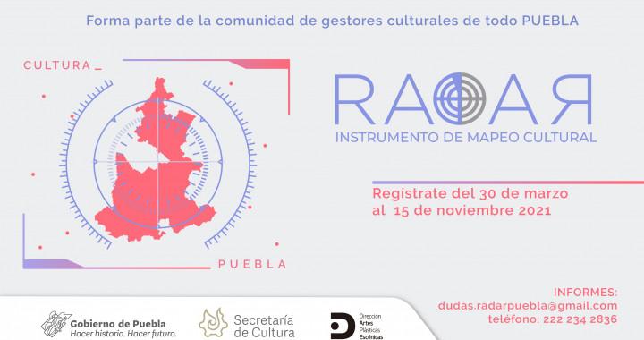 """Secretaría de Cultura impulsa iniciativa """"Radar"""" para identificar propuestas artísticas"""