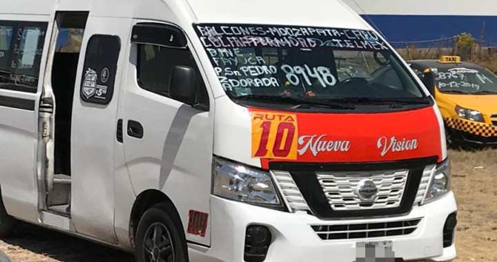 Aseguran 15 unidades de transporte irregular