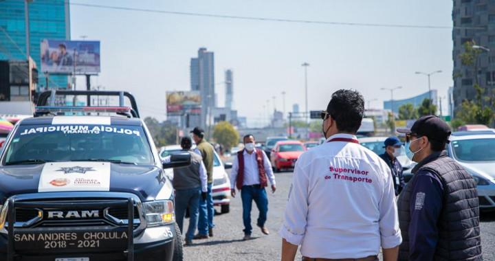 Secretaría de Movilidad y Transporte asegura tres unidades irregulares