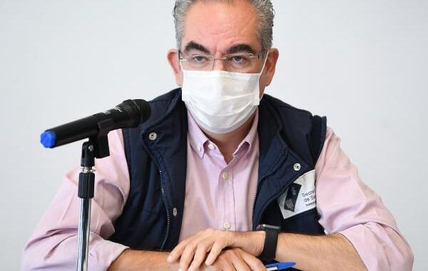 Puebla registra 175 contagios y 23 muertes por Covid-19