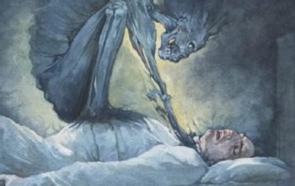 Demonios nocturnos y eróticos