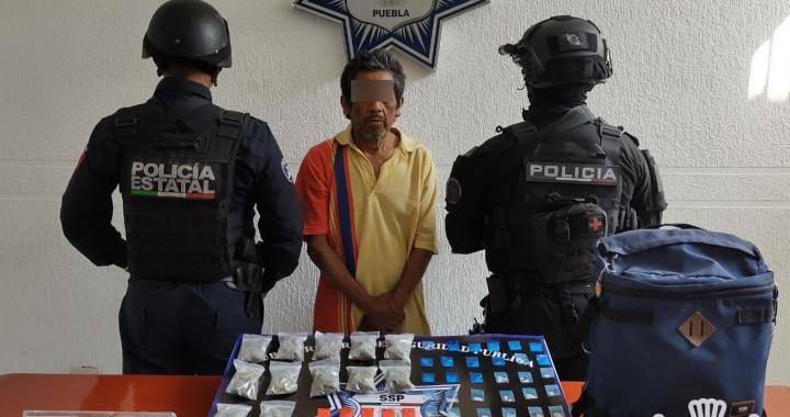 "Capturan a dos presuntos narcovendedores de ""La Patrona"""