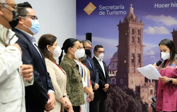Retoma actividades el Consejo Consultivo de Turismo del Estado de Puebla
