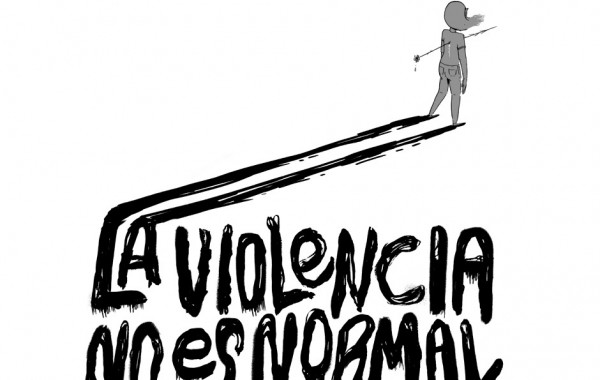 Lanzan campaña para visibilizar la violencia de género