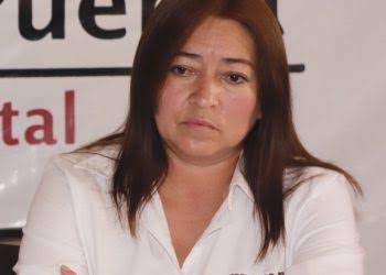 Detienen a la exsecretaria de Finanzas, María Isabel Lugo Chávez, por fraude