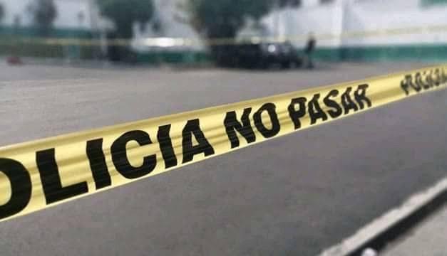 Hombre es asesinado con arma de fuego en Santa Cruz Buenavista