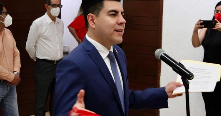 Jonathan Collantes será el candidato del PAN a la alcaldía de Tlachichuca