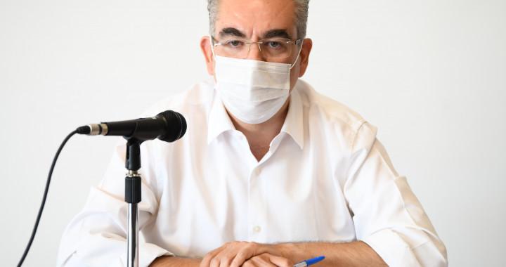 Finaliza aplicación de segunda dosis contra Covid-19 en San Andrés Cholula