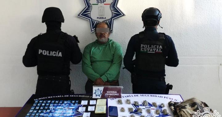 """Capturan a presunto extorsionador de """"La Patrona"""""""