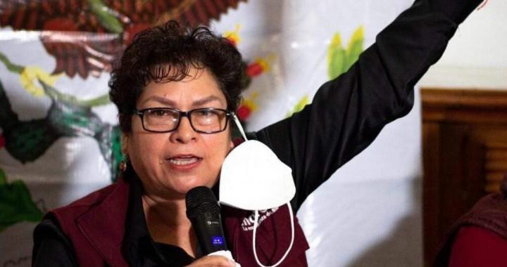 Eloísa Vivanco Esquide, titular de la CNHJ de Morena, da positivo a Covid-19