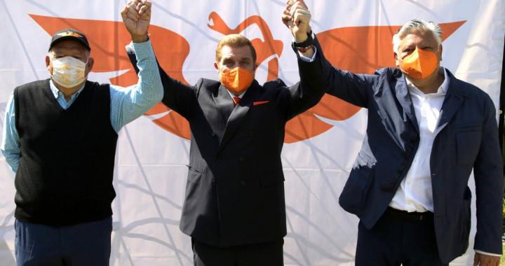 Presenta MC a Edgar Yamil Yitani como su candidato a alcaldía de Puebla