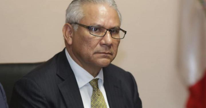 Relevan a Raciel López como titular de la Secretaría de Seguridad Pública
