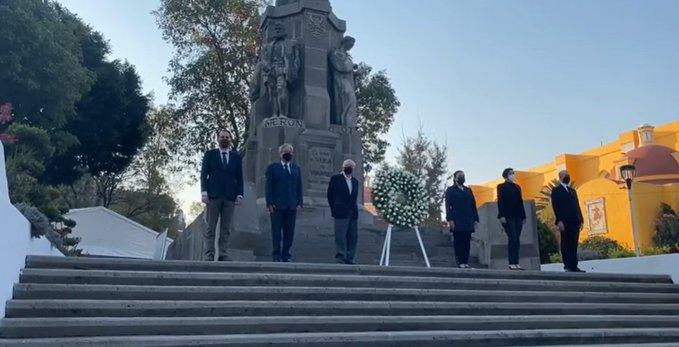 Argelia Arriaga encabeza ceremonia cívica por el 490 Aniversario de Puebla