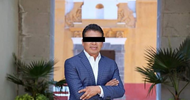 Envían a prisión a Leoncio Paisano, exalcalde de San Andrés Cholula
