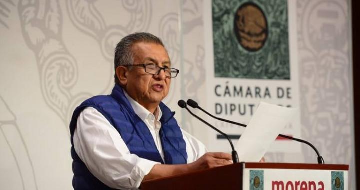 Presenta Fiscalía solicitud de desafuero contra Saúl Huerta