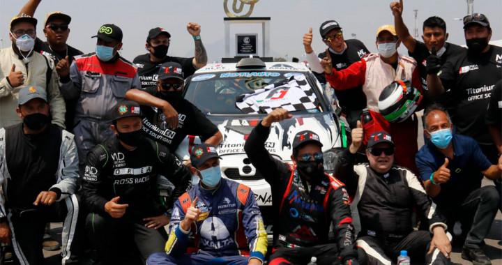 Michel Jourdain Jr. triunfa en la Endurance 24