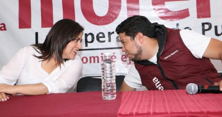 Señalan reconciliación entre Biestro y Claudia Rivera