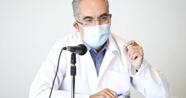 Continúa vacunación contra Covid-19 de personal médico