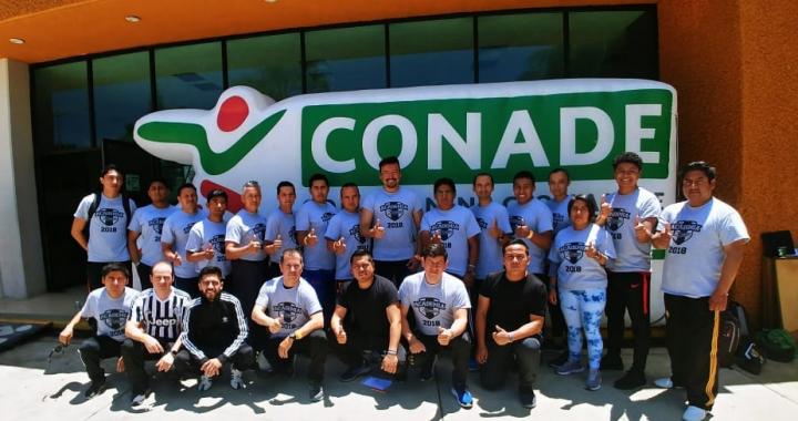 """Participará Puebla en los """"Nacionales CONADE 2021"""""""