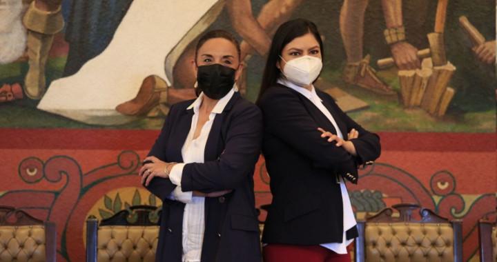 Claudia Rivera se marcha sin resolver problemas en la capital: Canaco