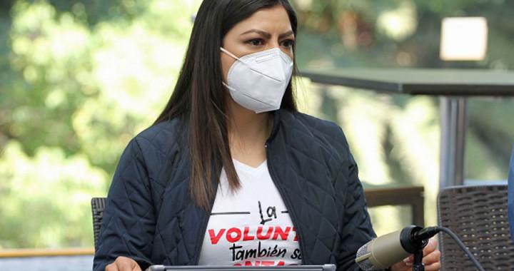 Claudia Rivera retoma la presidencia municipal